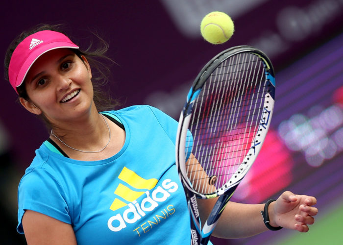 Image result for sania mirza breaking through the top 30